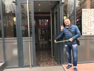 Photo of the March 10, 2017 1:28 PM, Sushi Lydoko, 2 Avenue de Paris, 94800 Villejuif, France
