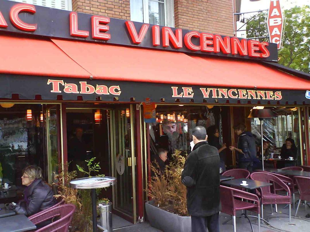 Bar - Le Vincennes , Paris