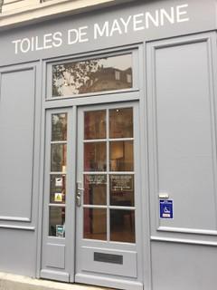Foto vom 13. September 2017 12:53, toile de mayenne, 183 Rue de Grenelle, Paris, France