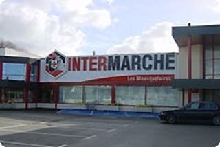 Foto del 5 de febrero de 2016 18:55, Intermarché Super, 52 Avenue Louis Debray, 76210 Bolbec, France