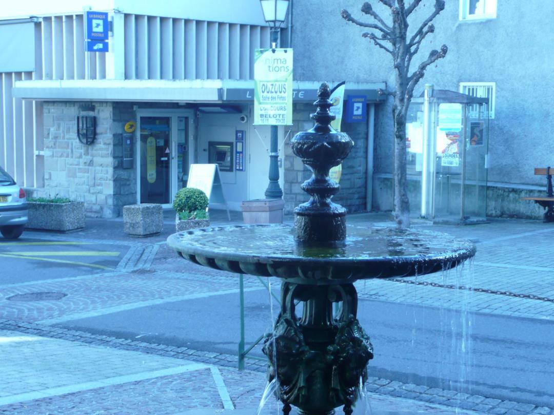 Post Office - BUREAU DE POSTE DE ARGELES GAZOST , Argelès-Gazost