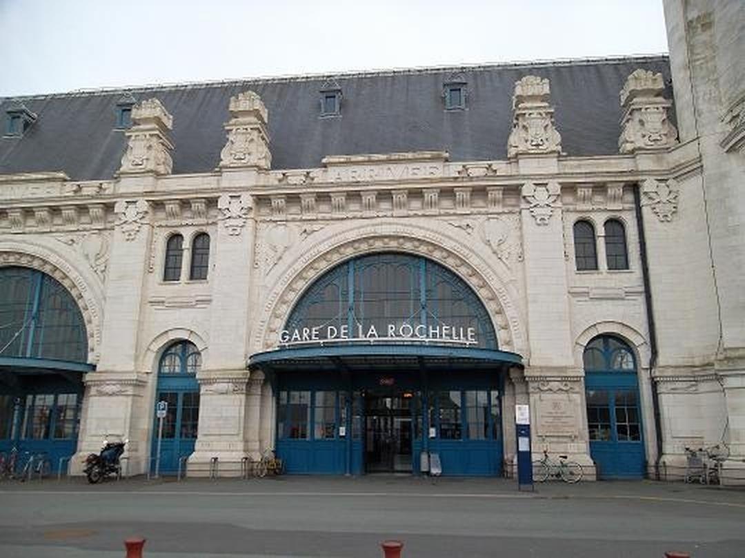 Photo of the February 5, 2016 6:53 PM, Gare de La Rochelle, Place Pierre Semard, 17000 La Rochelle, France